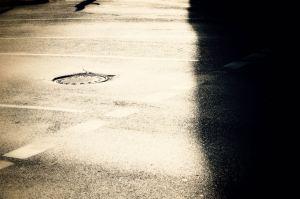Leerer Schatten