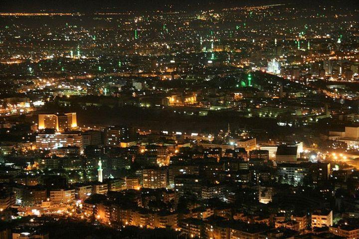 Damaskus, Quelle: Wiki Commons