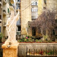 Religion praegt den Alltag der Beiruter