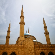 Mohamed-al-Amin Moschee